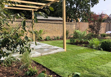 South west london gardener - project 2
