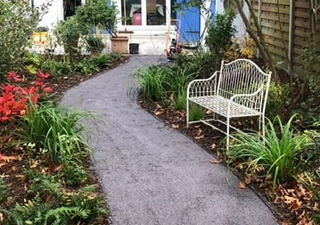South west london gardener - project 3