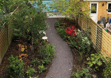 South west london gardener - project 4